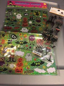 Halloween Sticker Set Martha Stewart New