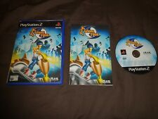 WHIRL TOUR Sony Playstation 2 Game PS2