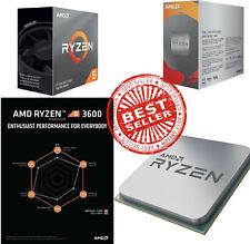 AMD Ryzen 5 3600 Processor (6C/12T, 35MB Cache, 4.2 GHz Max Boost)
