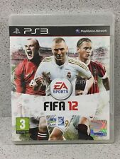 JEUX PS3 FIFA 12 SANS NOTICE PLAYSTATION