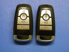 LOT OF 2 FORD KEYLESS ENTRY SMART REMOTE FOB OEM TRUNK M3N-A2C93142300