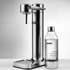 Aarke Carbonator II Wassersprudler silber, Sprudelwasserbereiter