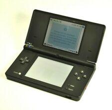 Nintendo DSi Black Portable Game Console w/ Charger, Manuals, Box TWL-001 (USA)