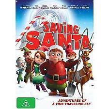 Saving Santa BRAND NEW Sealed DVD Movie - Christmas Family - Free Post!