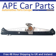 BMW X5 [E53] Rear Right Window Regulator WITHOUT Motor 51357125060