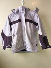 Trespass Girls Jacket Purple Age 7/8<NH919