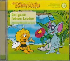Die Biene Maja Bei Ganz Feinen Leuten CD Audio Book German TV Adventure 4 Story