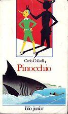 Pinocchio * Carlo COLLODI * Folio Junior * Jeunesse livre enfant Conte italie