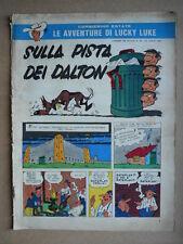 LUCKY LUKE  Corrierino Estate inserto Corriere dei Piccoli n°30 1967 [G466]BUONO
