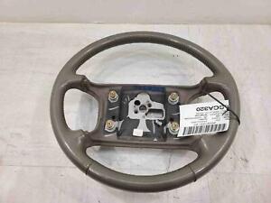 1994 - 1996 Cadillac Fleetwood Brougham Leather Steering Wheel - Lt. Wear