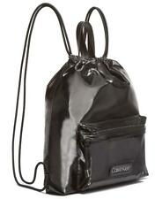 Calvin Klein Women's Black Georgia Drawstring Closure Backpack NWT RV $178 B1