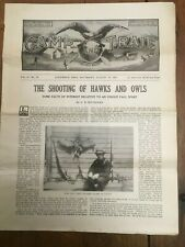 Camp And Trail The Spirit Of The Out O'Doors 8/19/1911 Vol. II No. 38