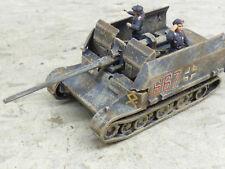 Roco Minitanks Pro Painted WWII German Grille 88MM SP Anti Aircraft Lot #2429B