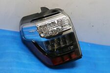 2014 2015 2016 2017 2018 2018 TOYOTA 4RUNNER LEFT DRIVER SIDE TAIL LIGHT