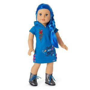 American Girl Truly Me 90 In Skater Dress Top Seller