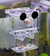 11cm Floating Breeding Box Hatchery Nursery for Live Fry Babies Pregnant Fish