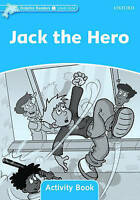 Dolphin Readers: Level 1: Jack the Hero Activity Book by Wright, Craig, NEW Book