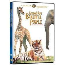 ANIMALS ARE BEAUTIFUL PEOPLE. (1974). Region free. New sealed DVD.