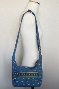 EUC *Vera Bradley* Bees Pattern Shoulder Bag Purse