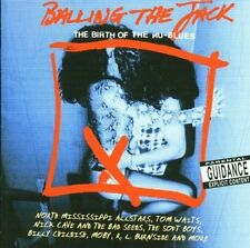 Balling The Jack-The Birth of the Nu-Blues (2002) Reid Paley, Tom Waits, .. [CD]