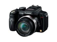 Panasonic Digital Camera Lumix Black DMC-FZ100-K14.1 24xZoom Wide Angle 25mm