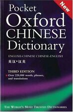Pocket Oxford Chinese Dictionary: English-Chinese,
