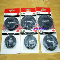 1 PCS New Camera 82mm Front Lens Cap For CANON