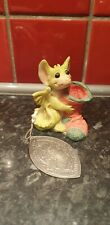 Pocket Dragons Figurine I've Been Very Good by Real Musgrave RARE Limited Ed
