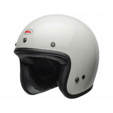 Casque Bell Custom 500 DLX Solid Vintage White Taille XS