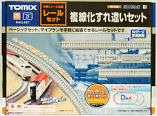Tomix 91028 Double Rail Set (n Scale)