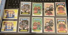 """TOPPS 2016 GPK Prime Slime Trashy TV SUMMER  Preview Complete 10 Card Set """"MINT"""""""