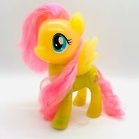 "My Little Pony G4 The Movie Shining Friends Pegasus 6"" Brushable MLP Fluttershy"