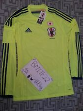 NWT Japan Nippon Samurai Adidas Football Soccer Adizero L/S Jersey Men Jaspo O