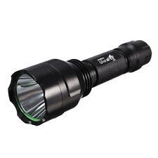 2200 Lumens UltraFire CREE XM-L C8 T6 LED Flashlight 18650 Torch Lamp Light