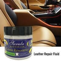 EIDECHSE Leather Repair Cream Liquid Restoration Tool For Car Seat Sofa Coats AU