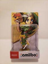 Nintendo Amiibo - The Legend of Zelda - Link Majora's Mask (Sealed)