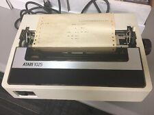 Vintage ATARI 1025 1050 800 XL PRINTER  UNTESTED Power on Light Works #16