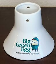 Big Green Egg Sittin' Chicken Ceramic Vertical Chicken Roaster Stand