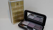 Borghese Satin Shadow Milano Duo Eye Shadow with Eyeliner ~ Venetian Violet - 02