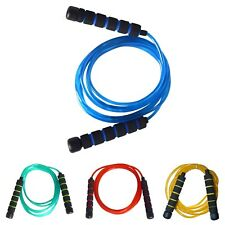 DEFY Speed Skipping Jump Rope Skipping Fast Jumping For Training Trp Blue Padded