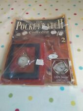 Hachette The Pocket Watch Collection - issue 2 old Chicago 1900 style