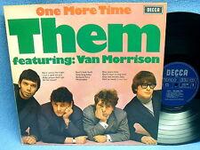 LP THEM Feat. Van Morrison - ONE MORE TIME // HOLLAND unboxed DECCA