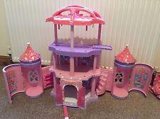 Pony 2005 Crystal Rainbow My Little Castillo Raro Hasbro Pop Up Palacio