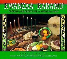 Kwanzaa Karamu: Cooking and Crafts for a Kwanzaa Feast-ExLibrary