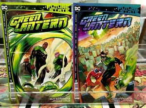 Future State: GREEN LANTERN #1 & #2 DC Comics FULL SET Last Lanterns 2021 NM