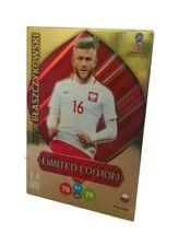 Panini Adrenalyn Russia 2018 World Cup - Jakub Blaszczykowski Limited Edition
