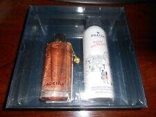"coffret AGATHA ""balade aux tuileries"" eau de parfum + déodorant - neuf"