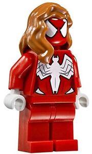 Genuine LEGO Marvel Super Heroes™ Minifigure Spider Girl minifig Set 76057