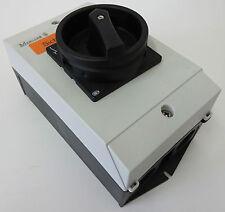 Klöckner Moeller P1-25/I2-SI-SW Sicherheitsschalter Safety Switch AC3 7,5kW 25A