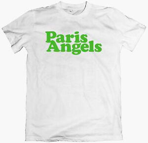 PARIS ANGELS T-shirt/Long Sleeve, flowered up mock turtles northside the high